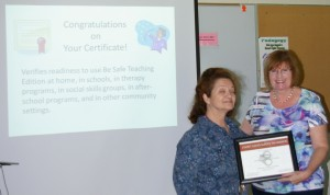 kay certificate