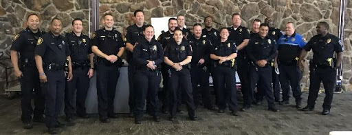 Thanks to officers from Arlington, Forest Hill, Ft. Worth and Kennedale Police Departments for bringing smiles and positive energy to our Experience Autism® training and BE SAFE Interactive Movie Screening