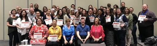 Congratulations to our class of BE SAFE Certificate Course graduates who are now ready to implement BE SAFE at home, in schools throughout Tarrant County, Texas